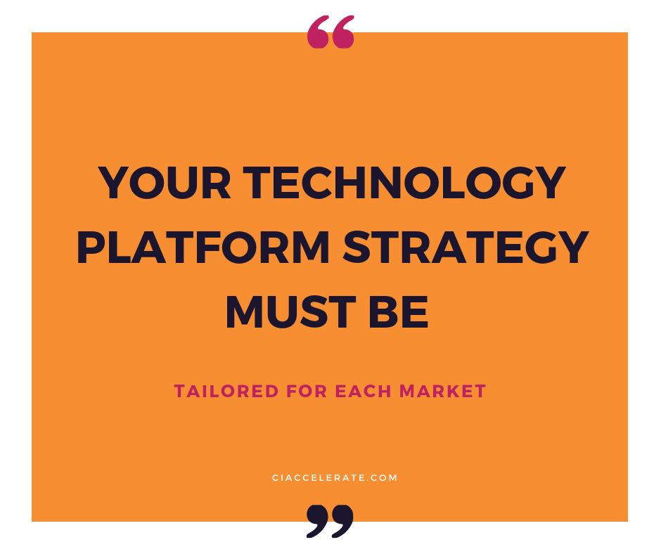 Technology Platform Strategy