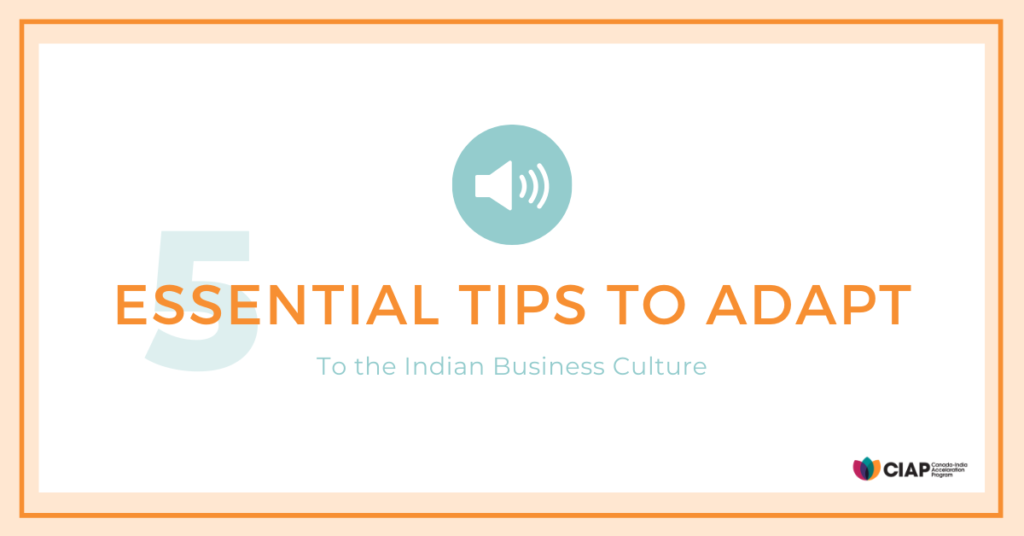 Adapt your business to Indian market