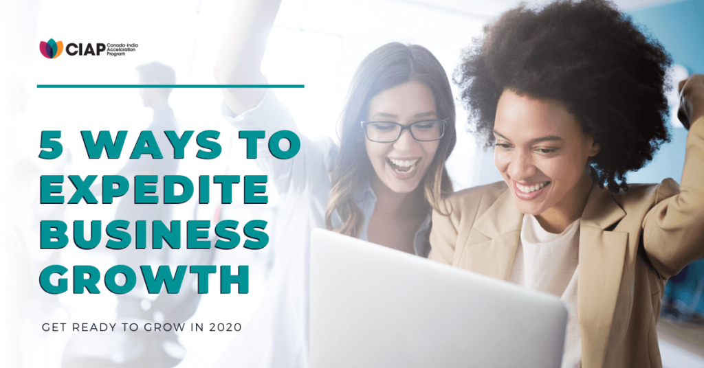 5 Ways to Expedite Business Growth