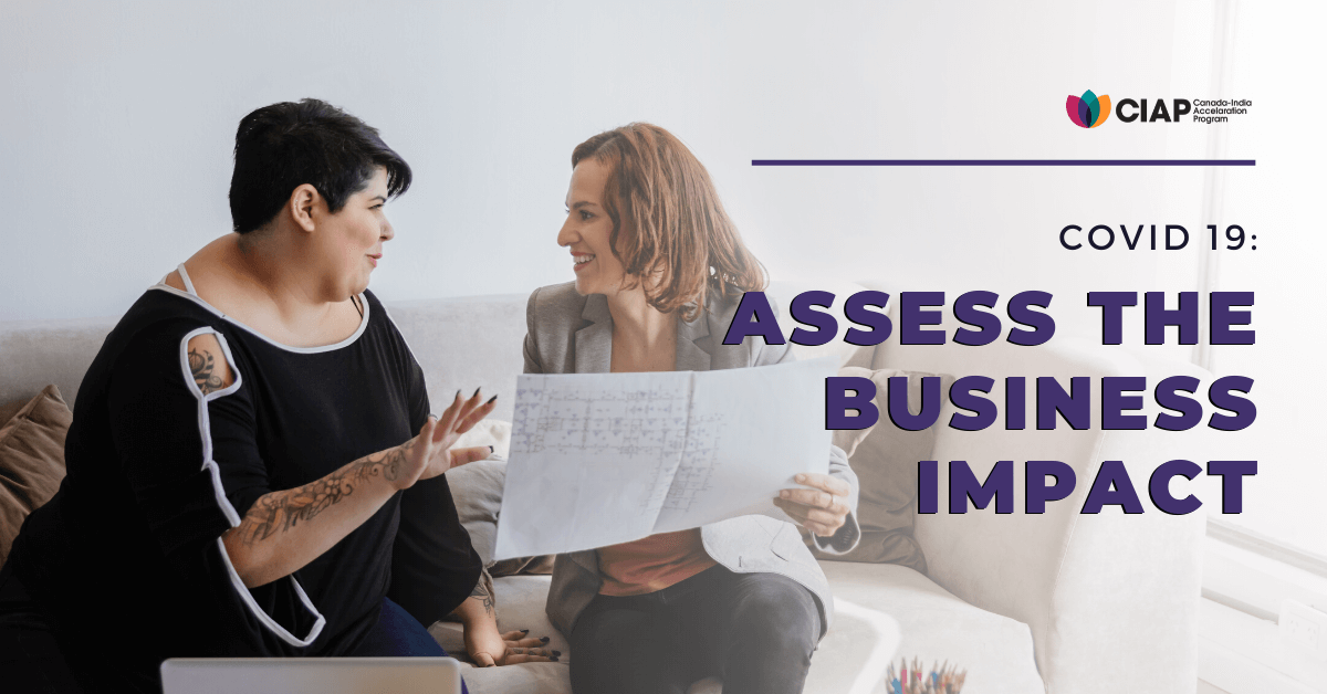 COVID-19: Assess the Business Impact