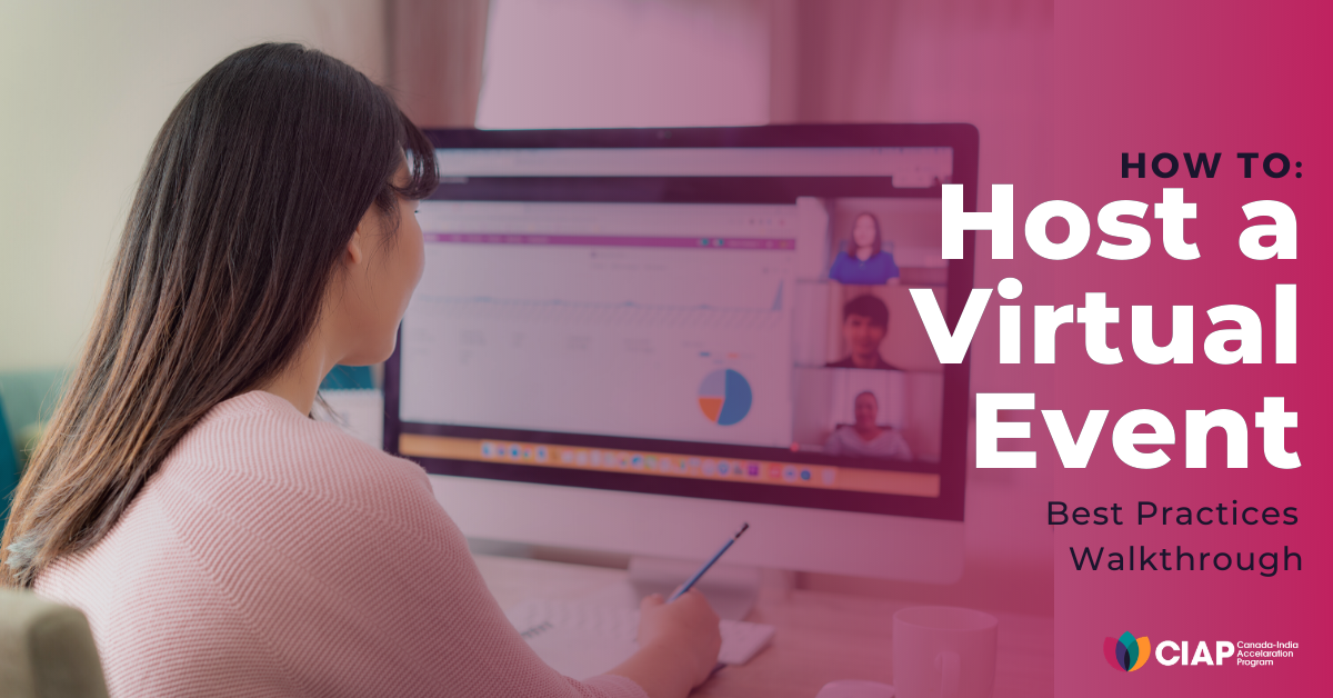 How to Host a Virtual Event: Best Practices Walkthrough