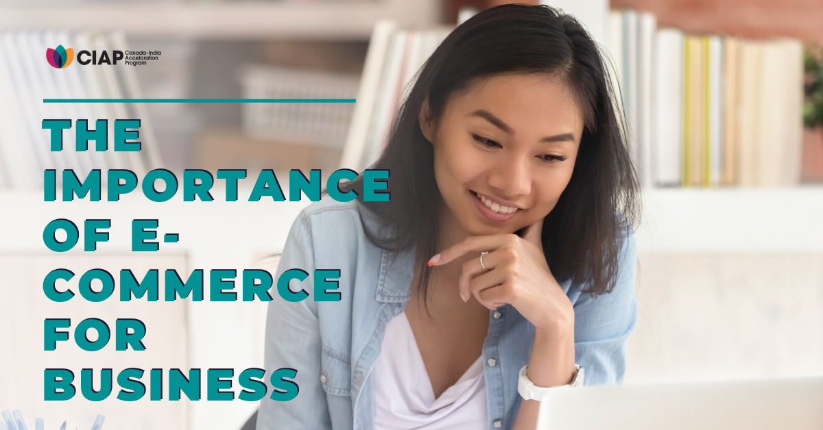 The Importance of E-Commerce for Business
