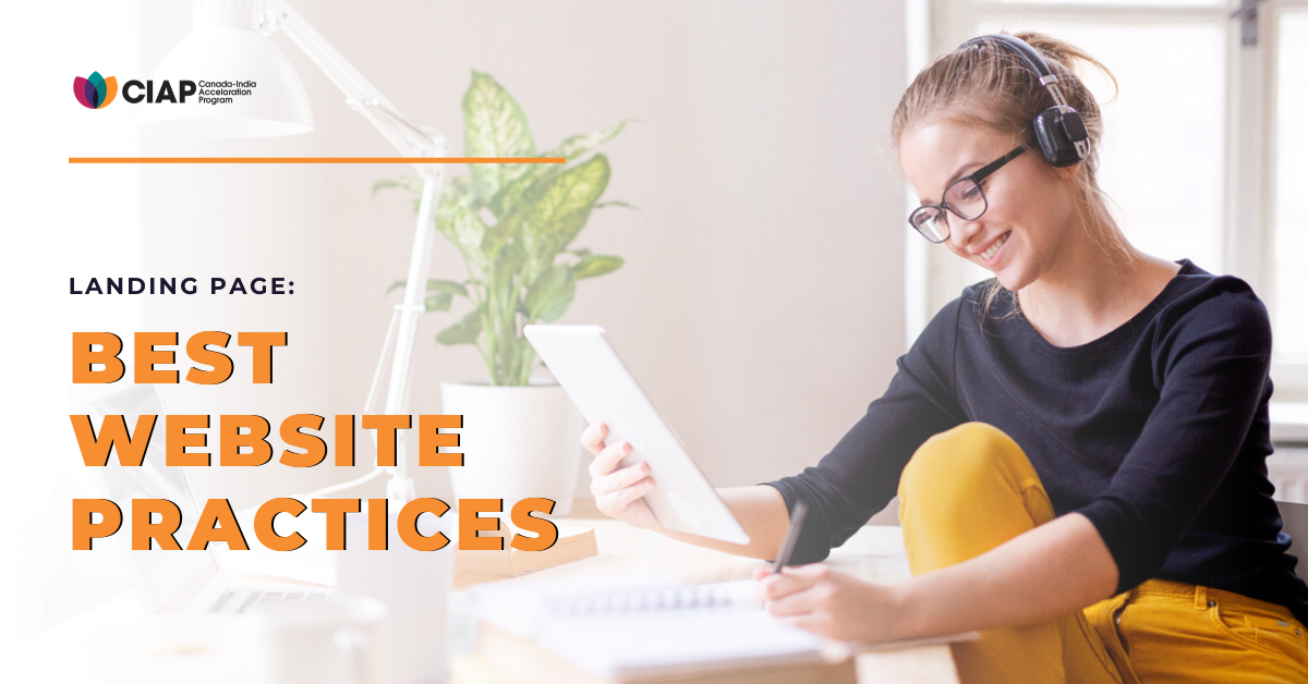Landing Page: Best Website Practices