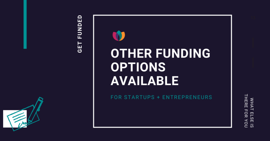 Other Business Funding Options