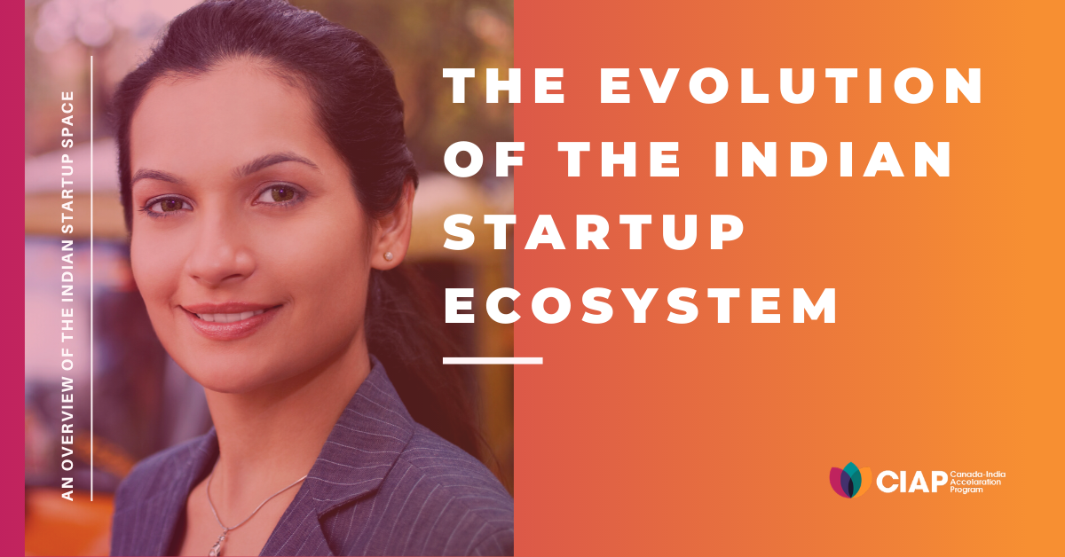 The Evolution of the Indian Startup Ecosystem
