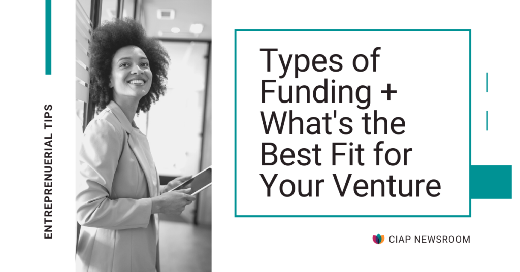 Funding for business ventures