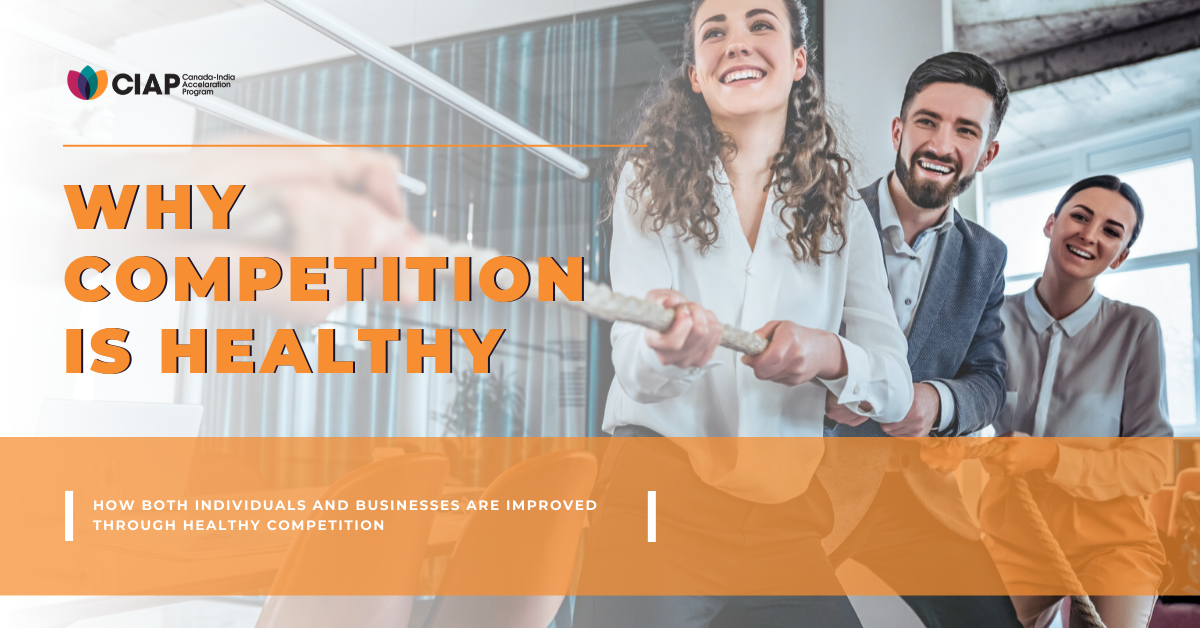 Importance competition in business