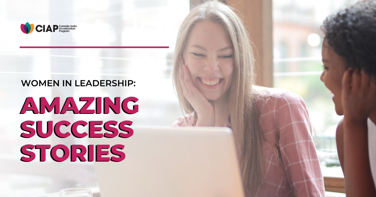 Women in Leadership: 4 Motivating Success Stories