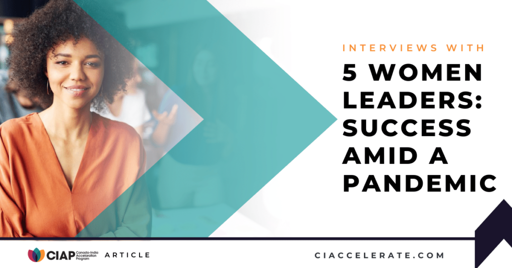 5 Women Leaders: Success Amid Covid-19