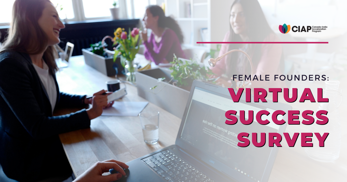 Female Founders: Virtual Success Survey