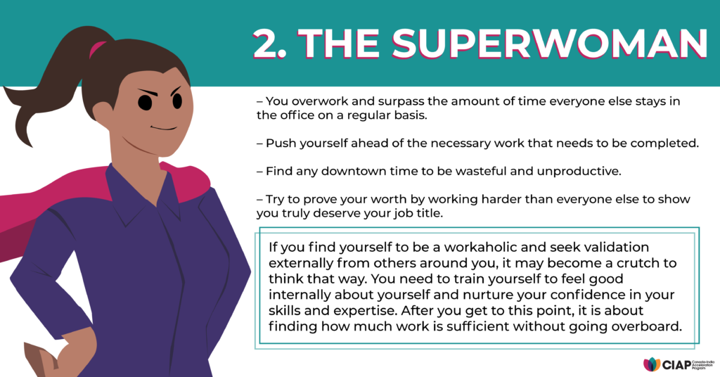 The Superwoman competence type