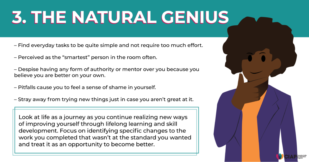 The Natural genius competence type