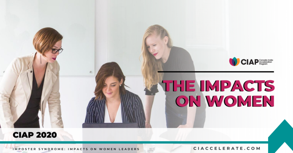 The impacts of imposter syndrome