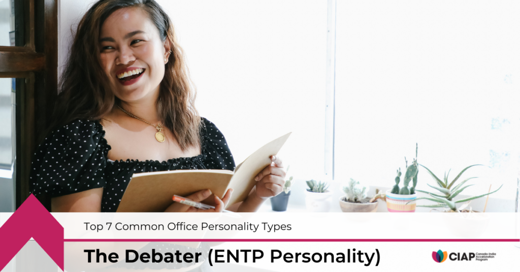 Motivating the Debater — ENTP Personality