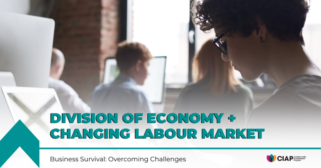 Division of Economy + Changing Labour Market