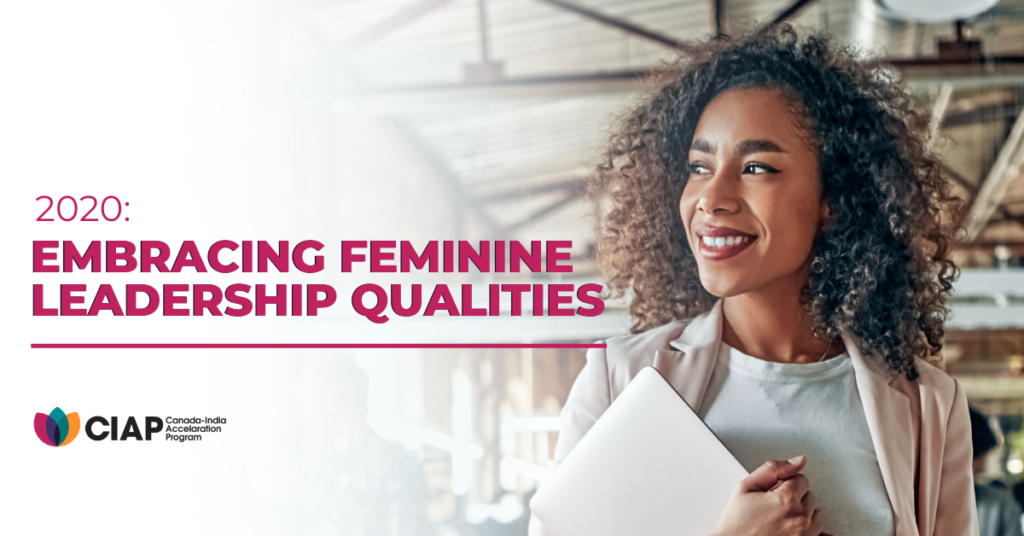 Embracing Feminine Qualities in Leadership