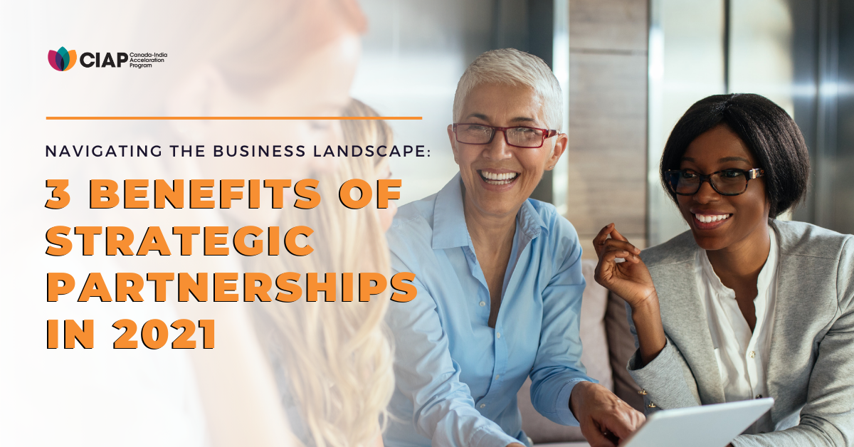 3 Benefits of Strategic Partnerships in 2021 – Navigating the Business Landscape