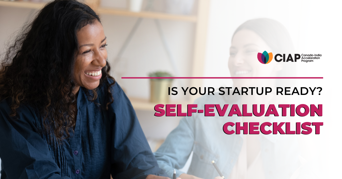 Is Your Startup Ready: Self-Evaluation Checklist
